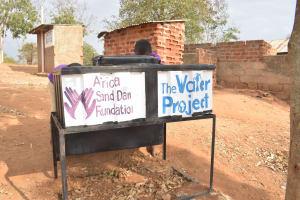 The Water Project: Kwa Kyelu Primary School -  Handwashing Station