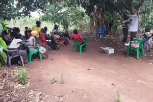 The Water Project: Nyakasenyi Byebega Community -  Ongoing Training