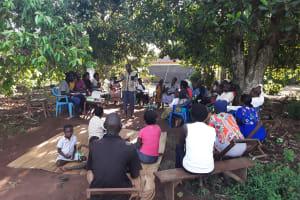 The Water Project: Nyakasenyi Byebega Community -  Training