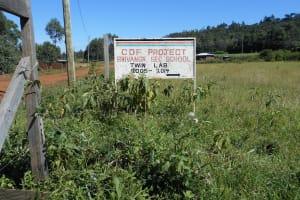The Water Project: Friends School Shivanga Secondary -  Signpost