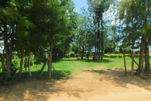 The Water Project: Friends School Vashele Secondary -  School Entrance