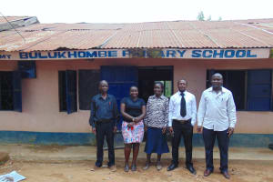 The Water Project:  School Staff