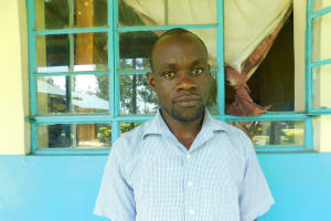 The Water Project: Friends School Vashele Secondary -  Teacher Mr Moses Litoro