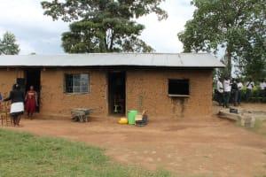 The Water Project: Sawawa Secondary School -  Kitchen