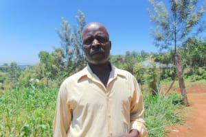 The Water Project: Givudemesi Primary School -  Teacher Mr Enock Mbiti
