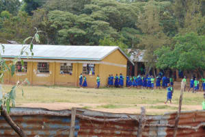 The Water Project: Boyani Primary School -  View From Behind The Classrooms