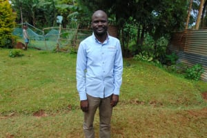 The Water Project: Gamalenga Primary School -  Teacher Mr Ochieng