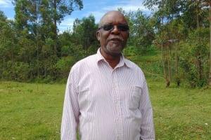 The Water Project: Kinu Friends Secondary School -  School Board Chair