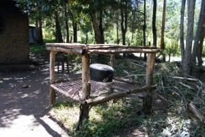 The Water Project: Friends School Shivanga Secondary -  Dishrack