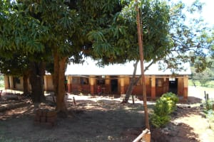 The Water Project: Givudemesi Primary School -  Classrooms