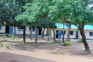 The Water Project: Boyani Primary School -  School Grounds