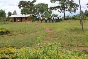 The Water Project: Sawawa Secondary School -  Playing Field