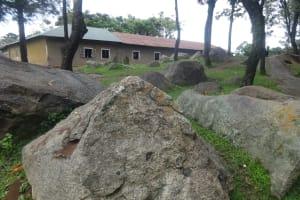 The Water Project: Friends School Mahira Primary -  School Landscape