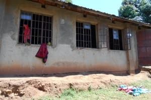 The Water Project: Givudemesi Primary School -  Outside Some Classrooms