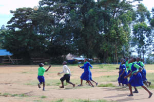 The Water Project: Boyani Primary School -  Students Playing
