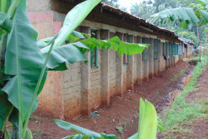 The Water Project: Gamalenga Primary School -  Classrooms