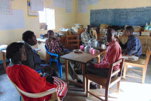 The Water Project: Boyani Primary School -  School Staff