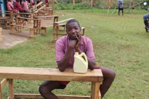 The Water Project: Mukoko Baptist Primary School -  Student Bryston