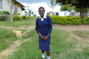 The Water Project: Gimariani Secondary School -  Student Dianah