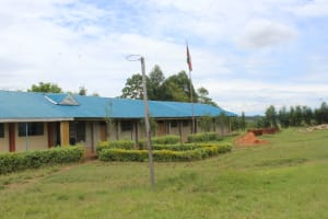 The Water Project: Sawawa Secondary School -  School Parade Grounds