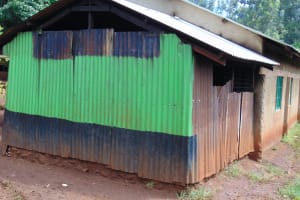 The Water Project: Gamalenga Primary School -  Kitchen