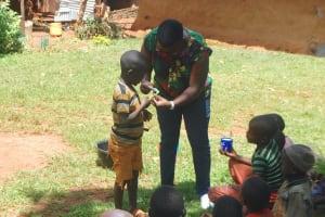 The Water Project: Shisere Community, Richard Okanga Spring -  Dental Hygiene Session