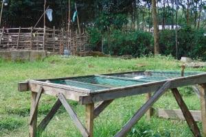 The Water Project: Boyani Primary School -  Dishrack