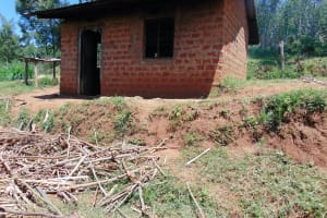 The Water Project: Givudemesi Primary School -  Kitchen