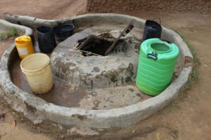 The Water Project: Sawawa Secondary School -  Well