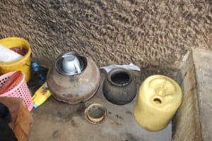The Water Project: Sawawa Secondary School -  Drinking Water Storage