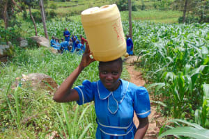 The Water Project: Lwombei Primary School -  Student Silvia