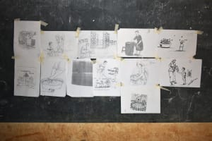 The Water Project: Friends School Mutaho Primary -  Training Materials