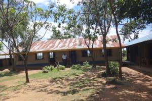 The Water Project: St. Michael Mukongolo Primary School -  Classrooms