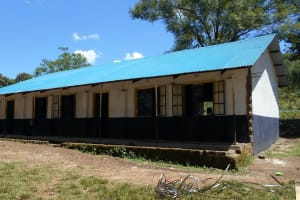 The Water Project: Friends School Shivanga Secondary -  Classrooms