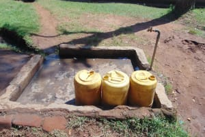 The Water Project: Lwombei Primary School -  Standpipe