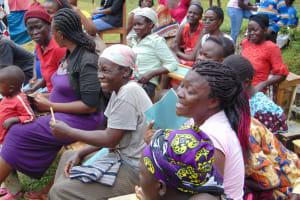 The Water Project: Ebutindi Community, Tondolo Spring -  A Reaction To The Discussion