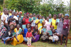 The Water Project: Ebutindi Community, Tondolo Spring -  Training Complete