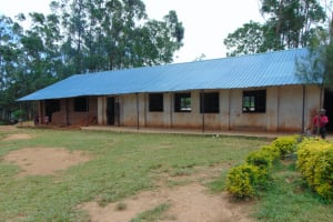 The Water Project: Jinjini Friends Primary School -  Classrooms
