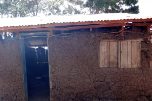 The Water Project: St. Michael Mukongolo Primary School -  Kitchen