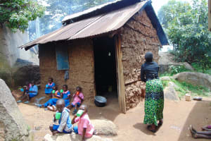 The Water Project: Gidimo Primary School -  Kitchen