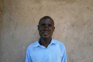 The Water Project: Friends School Shivanga Secondary -  Teacher Mr John Shango