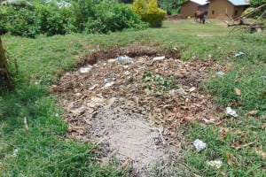 The Water Project:  Garbage Disposal Point