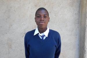 The Water Project: Friends School Shivanga Secondary -  Student Sharon