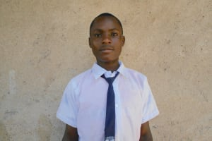 The Water Project: Friends School Shivanga Secondary -  Student Brian