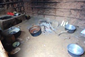 The Water Project: Jinjini Friends Primary School -  Prepared Food Inside The Kitchen