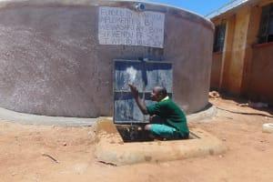 The Water Project: Sikhendu Primary School -  Water