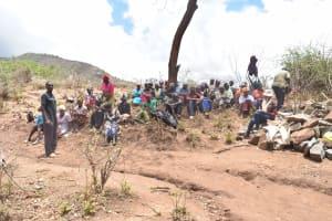 The Water Project: Kasioni Community B -  Shg Members