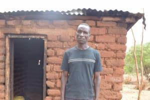 The Water Project: Kasioni Community B -  Joel Kilonzo