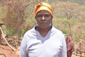 The Water Project: Kasioni Community C -  Tabitha Mulatya