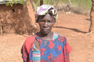 The Water Project: Nzimba Community A -  Mbuili Mutisya